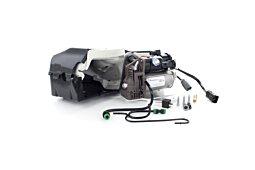 Compresor suspensie pneumatică Range Rover Sport (fără VDS) include carcasa, kitul de admisie/descărcare (2005-2013) LR061663